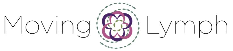 Moving lymph logo