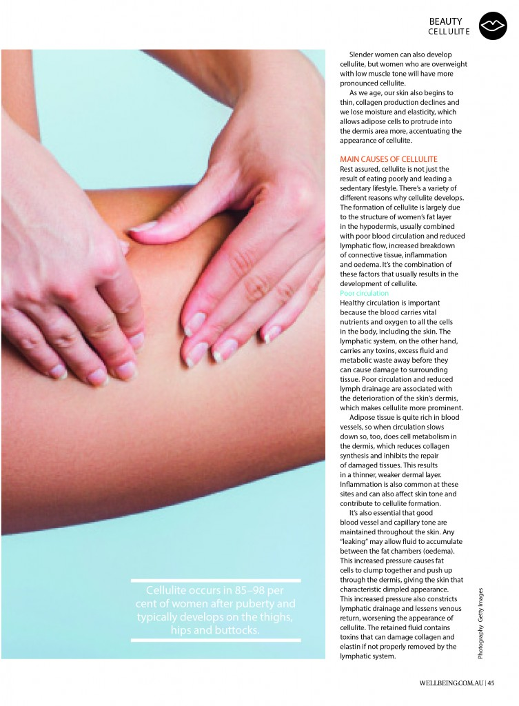 wellbeing issue 159 Cellulite P2