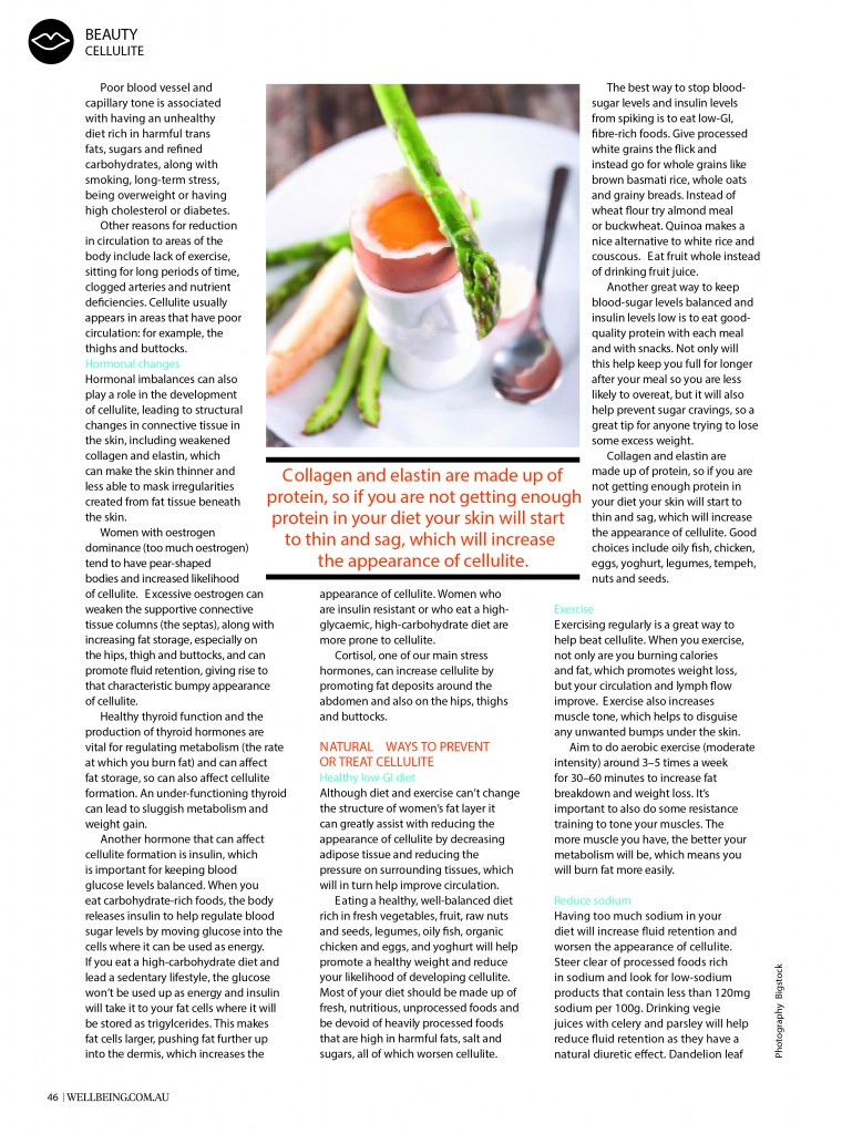 wellbeing issue 159 Cellulite P3