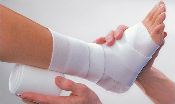 Bandage underpadding