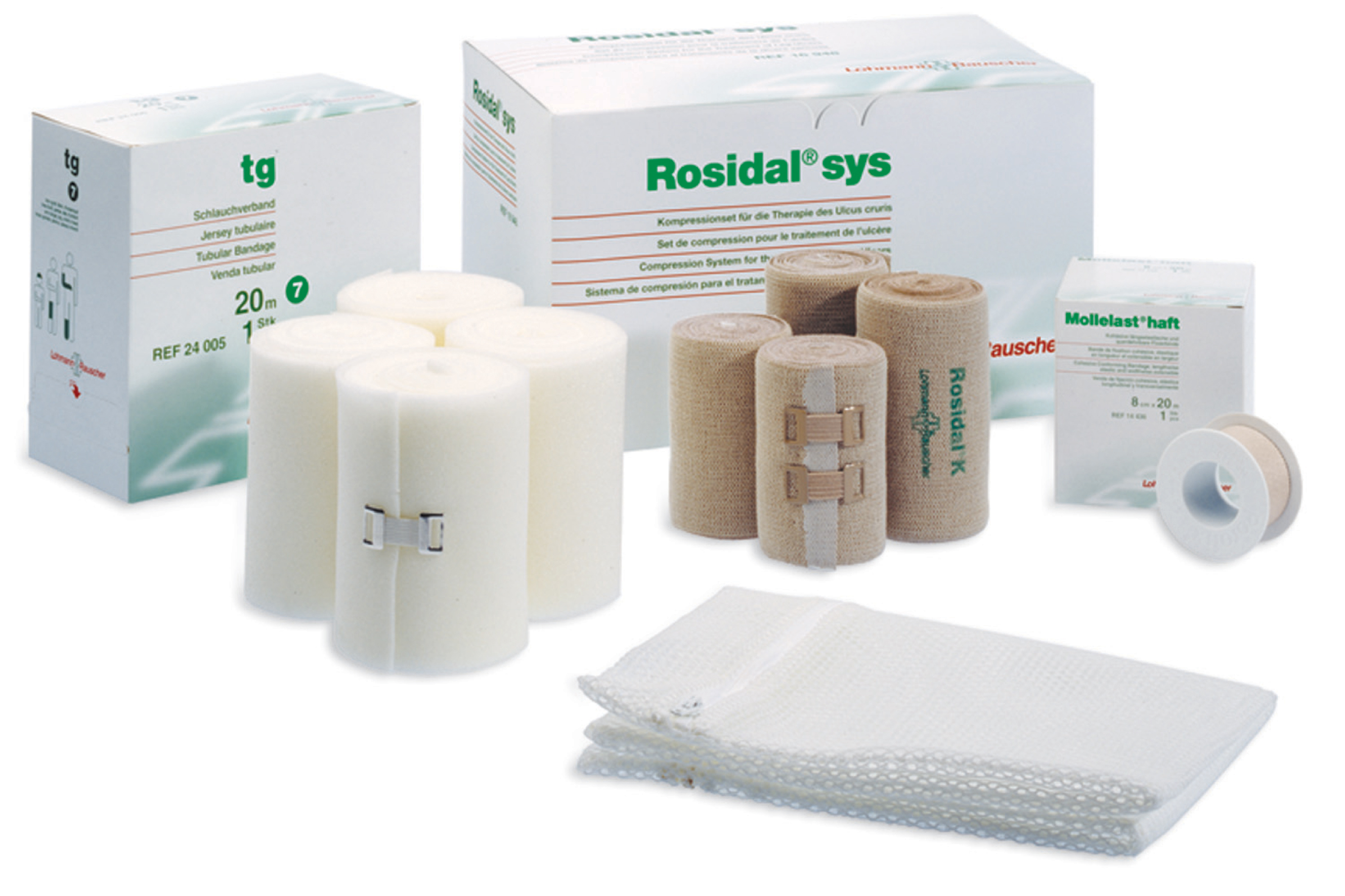 Bandaging kits