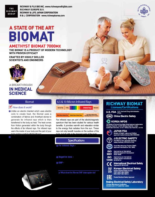 Biomat – Zebra Lymphatic